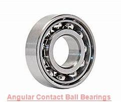 FAG QJ209-MPA-C3  Angular Contact Ball Bearings