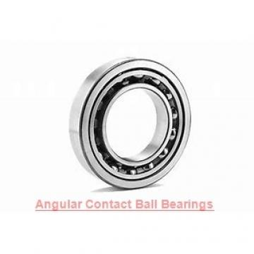FAG QJ208-MPA  Angular Contact Ball Bearings