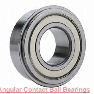 25 mm x 52 mm x 15 mm  FAG QJ205-MPA  Angular Contact Ball Bearings