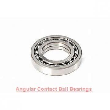 0.669 Inch | 17 Millimeter x 1.575 Inch | 40 Millimeter x 0.689 Inch | 17.5 Millimeter  NSK 5203J  Angular Contact Ball Bearings