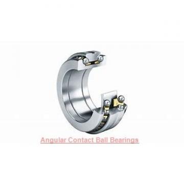 FAG QJ209-TVP-C3  Angular Contact Ball Bearings