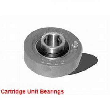 QM INDUSTRIES TAMC20K090SC  Cartridge Unit Bearings