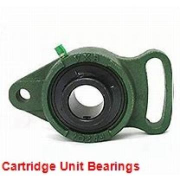 QM INDUSTRIES TAMC17K075SEN  Cartridge Unit Bearings