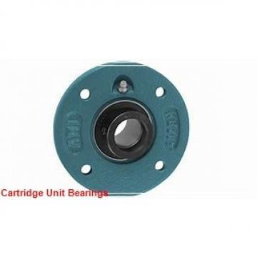 QM INDUSTRIES TAMC15K207SC  Cartridge Unit Bearings