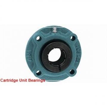 QM INDUSTRIES QMMC18J303SET  Cartridge Unit Bearings
