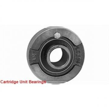 QM INDUSTRIES QMMC13J065SC  Cartridge Unit Bearings