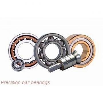 2.953 Inch | 75 Millimeter x 5.118 Inch | 130 Millimeter x 3.937 Inch | 100 Millimeter  TIMKEN 2MM215WI QUH  Precision Ball Bearings