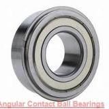 160 mm x 290 mm x 48 mm  FAG QJ232-N2-MPA  Angular Contact Ball Bearings