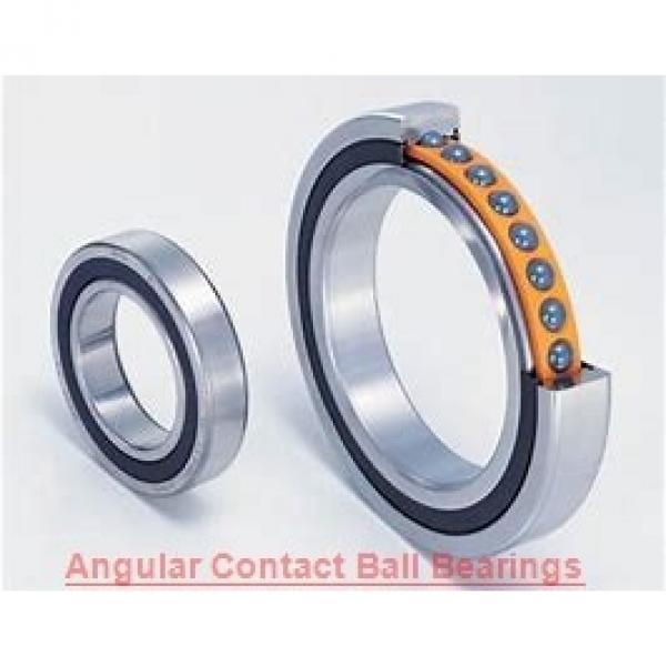 FAG QJ1252-MPA  Angular Contact Ball Bearings #1 image