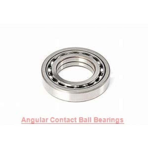 150 mm x 270 mm x 45 mm  FAG QJ230-N2-MPA  Angular Contact Ball Bearings #1 image