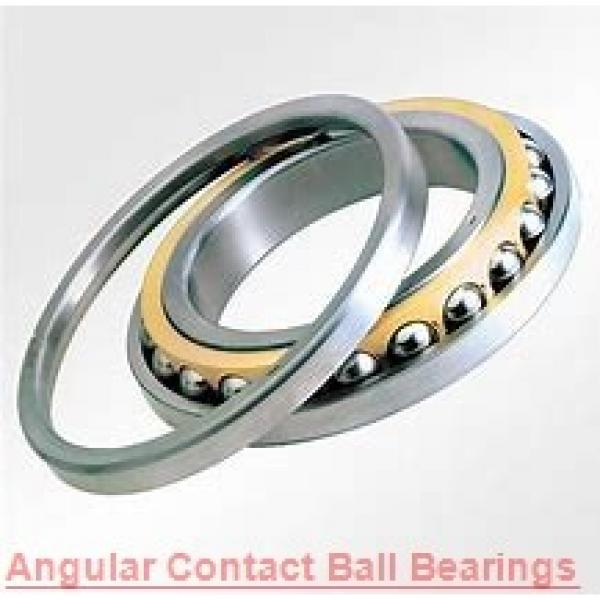 FAG QJ232-N2-MPA-C3  Angular Contact Ball Bearings #1 image