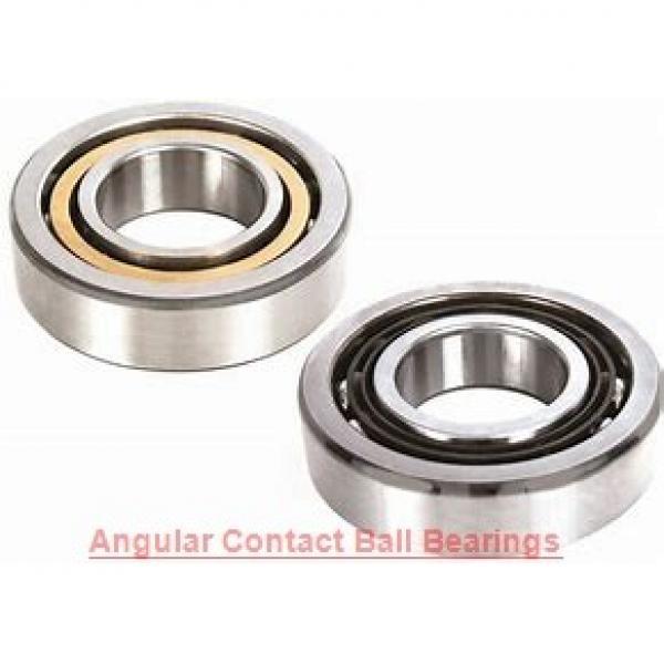 140 mm x 250 mm x 42 mm  FAG QJ228-N2-MPA  Angular Contact Ball Bearings #1 image